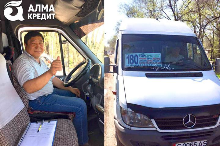 Автонасыя – маршруттук такси айдоочуларына ийгиликтөө чечим